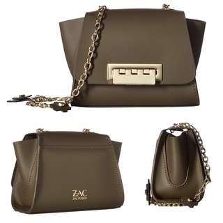 [SALE]Zac Posen|Crossbody bag|Leather|Chain#️⃣343UB