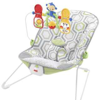 Promo: BN Fisher-Price Baby's Bouncer, Geo Meadow