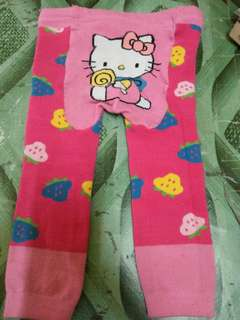 #july50 Seluar hello kitty