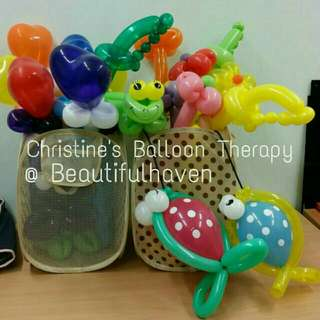 HIRE BALLOON SCULPTING SERVICES?