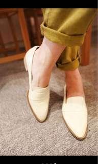 🚚 Nude 小安品牌 漆皮紳士鞋
