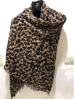 真品LV cashmere 大披巾
