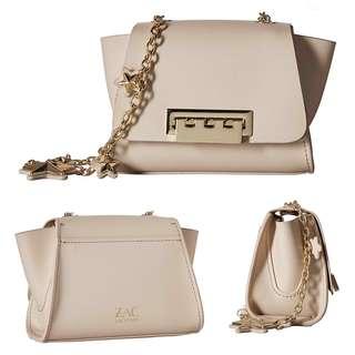 [SALE]Zac Posen Crossbody bag Leather Chain#️⃣338UB