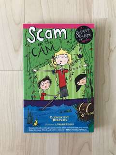 A Sesame Seade Mystery: Scam on the Cam by Clementine Beauvais