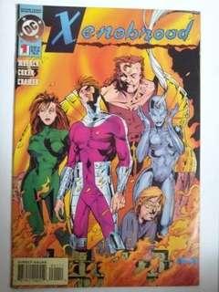 XENOBROOD #1 (DC Comics)