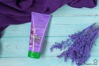 Body lotion lavender