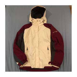 Lady's Columbia Winter Ski Jacket