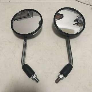 Round Side Mirrors
