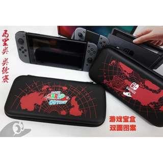 全新 Nintendo switch 硬包 配件主機包 收納包 保護包 奧德賽 Mario ODYSSEY