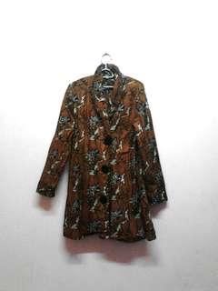 Baju batik jawa