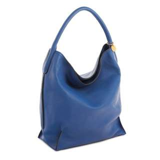 Rabeanco Seam Hobo blue Excellent used condition