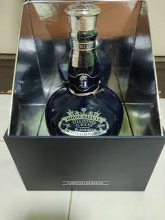 Chivas Royal Salute Diamond Jubilee Whiskey