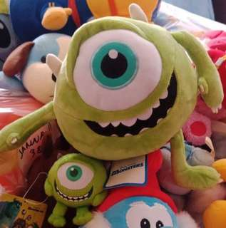 Mike Wazowski Bundle of Monster Inc.