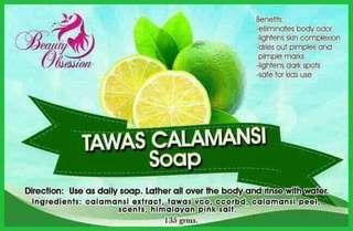 TAWAS CALAMANSI SOAP