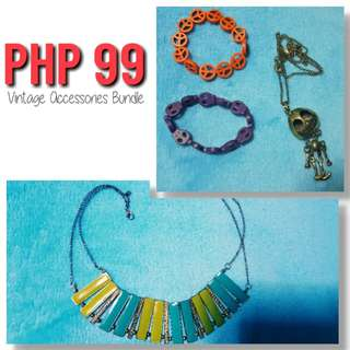 VINTAGE ACCESSORIES BUNDLE