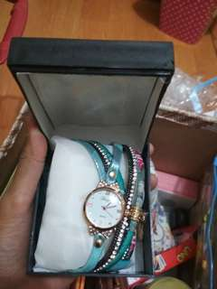 Bohemian watch DOUYA