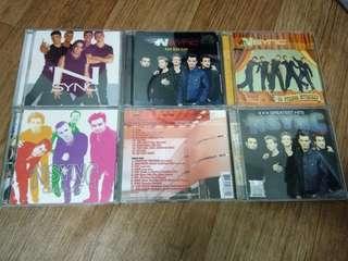 CD Nsync N Sync Combo