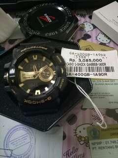 Jam tangan casio G-Shock GA-400GB-1A9DR