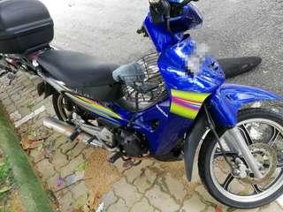 Honda 125 wave