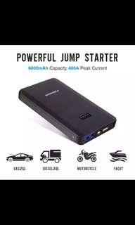 Mobile Jump Starter
