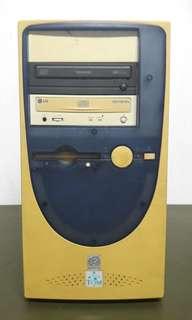 Pentium III plus Mustek Scanner