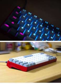 Poker2 mechanical keyboard