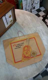 Old FN paper bag
