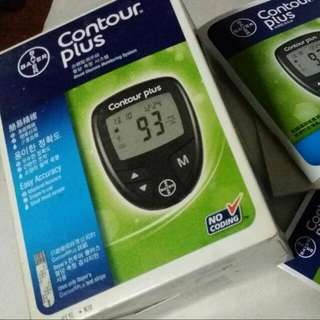 BAYER CONTOUR PLUS (Blood Glucose Monitoring System)