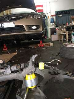 Bushing lower arm Honda Civic