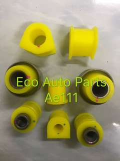 Bushing lower arm AE101