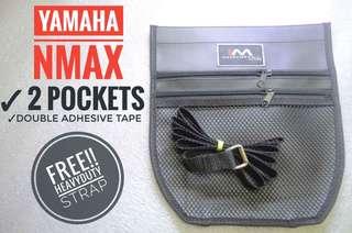 Nmax Under Seat Organizer with Free Strap