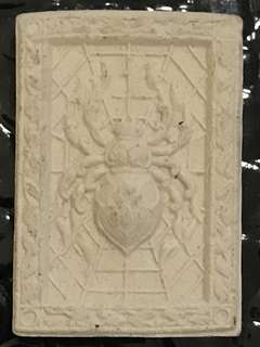 Kruba Krissana Spider amulet