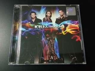 Cd KRU Ultimatum Double Disc