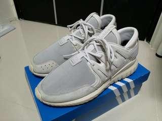 Adidas Original Tubular Nova 灰白色 S74821 US8.5