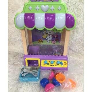 claw machine toy