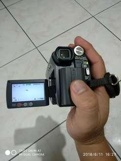 🚚 九成新 Sony 紅外線夜視功能 光碟燒入攝影機