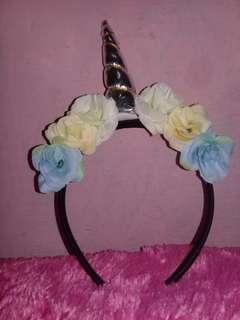Bando unicorn tanduk-SILVER