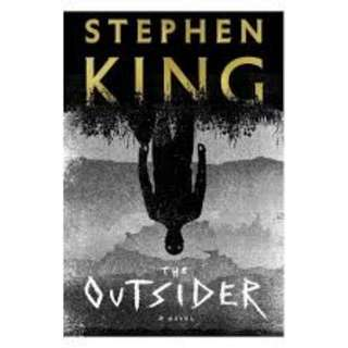 (ebook) Outsider - Stephen King