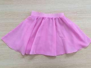 Pink Ballet Skirt