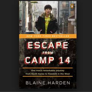 (ebook) Escape from Camp 14: One Man's Remarkable Odyssey from North Korea to Freedom in the West