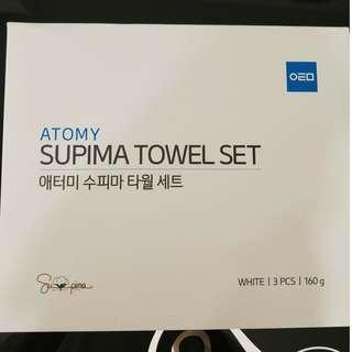Atomy Supima Towel Set