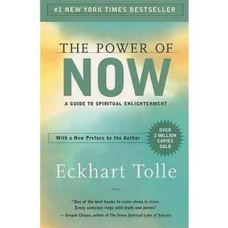 (ebook) The Power of Now: A Guide to Spiritual Enlightenment