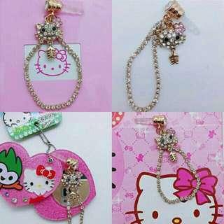 Hello kitty code 7 jewelry pluggy