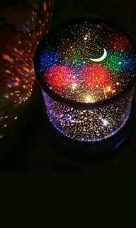 Lampu Tidur LED Proyektor