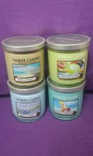 Yankee Candle Small Tumbler Candle (198g)