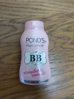 〔全新〕Pond's BB 粉 Magic Powder 控油定妝粉 爽身粉