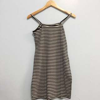 Mini Stripe Dress