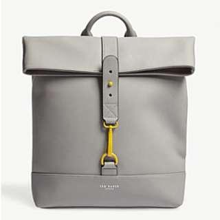 TED BAKER Brazila rubber-look backpack