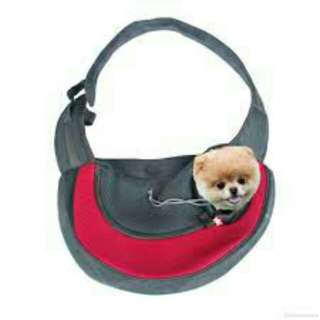 Oxford Cloth Sling Pet Dog Carrier Tote Single Shoulder Bag