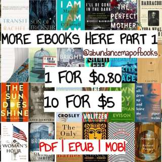 (ebook) MORE EBOOKS HERE PART 1